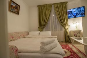 Baroc Apartments Sibiu, Апартаменты  Сибиу - big - 28