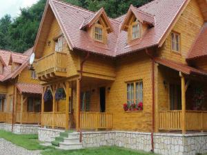 Casa Alexandra, Vily  Izvoarele de Sus - big - 9