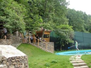 Casa Alexandra, Vily  Izvoarele de Sus - big - 1