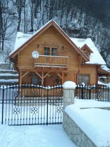 Casa Alexandra, Vily  Izvoarele de Sus - big - 10