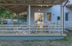 Camping Valti Houses, Apartmány  Sarti - big - 18