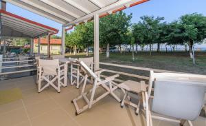Camping Valti Houses, Apartmány  Sarti - big - 19