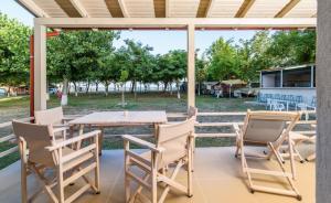 Camping Valti Houses, Apartmány  Sarti - big - 20