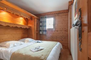 Residence Hedena Les Alpages de Chantel, Apartmány  Arc 1800 - big - 2