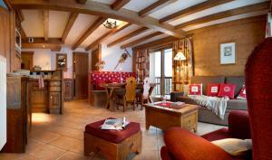 Residence Hedena Les Alpages de Chantel, Ferienwohnungen  Arc 1800 - big - 3