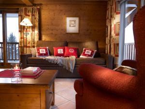 Residence Hedena Les Alpages de Chantel, Ferienwohnungen  Arc 1800 - big - 4