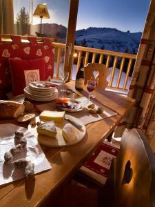 Residence Hedena Les Alpages de Chantel, Ferienwohnungen  Arc 1800 - big - 6