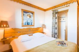 Residence Hedena Les Alpages de Chantel, Ferienwohnungen  Arc 1800 - big - 7