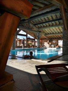 Residence Hedena Les Alpages de Chantel, Ferienwohnungen  Arc 1800 - big - 9