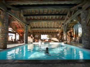 Residence Hedena Les Alpages de Chantel, Ferienwohnungen  Arc 1800 - big - 1
