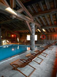 Residence Hedena Les Alpages de Chantel, Ferienwohnungen  Arc 1800 - big - 12
