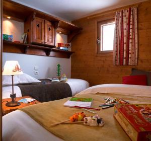 Residence Hedena Les Alpages de Chantel, Ferienwohnungen  Arc 1800 - big - 13