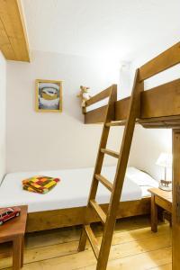 Residence Hedena Les Alpages de Chantel, Ferienwohnungen  Arc 1800 - big - 14