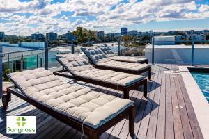 SOKO Waterfront West End, Ferienwohnungen  Brisbane - big - 58