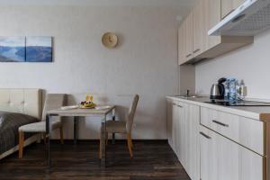 SpbMannia Pulkovo, Apartmanok  Szentpétervár - big - 5
