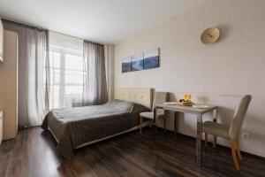 SpbMannia Pulkovo, Apartmanok  Szentpétervár - big - 43