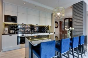 Blue Mandarin Riverside, Appartamenti  Danzica - big - 59