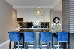 Blue Mandarin Riverside, Apartmány  Gdaňsk - big - 60