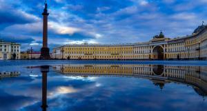 Апартаменты у Млады и Александра, Апартаменты  Санкт-Петербург - big - 30