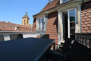 Colmar Historic Center - Appartment CATHEDRALE TERRASSE - BookingAlsace