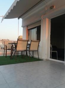 Skyline Suite, Ferienwohnungen  Thessaloniki - big - 7