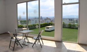 Perfect Location With Roof Garden, Апартаменты  Мехико - big - 41