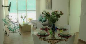 Perfect Location With Roof Garden, Апартаменты  Мехико - big - 80