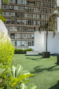 Perfect Location With Roof Garden, Апартаменты  Мехико - big - 58