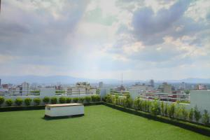 Perfect Location With Roof Garden, Апартаменты  Мехико - big - 2
