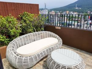 Benikea I-Jin Hotel, Hotel  Jeju - big - 42