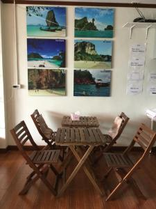 Pro Chill Krabi Guesthouse, Pensionen  Krabi - big - 53