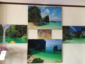 Pro Chill Krabi Guesthouse, Pensionen  Krabi - big - 51