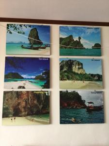 Pro Chill Krabi Guesthouse, Pensionen  Krabi - big - 50