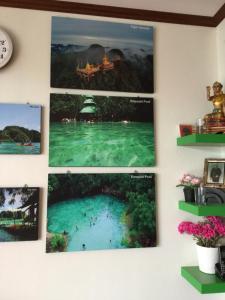 Pro Chill Krabi Guesthouse, Pensionen  Krabi - big - 49