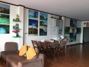Pro Chill Krabi Guesthouse, Pensionen  Krabi - big - 60