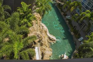 Avenue Residence condo by Liberty Group, Appartamenti  Pattaya centrale - big - 13