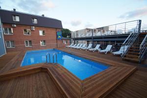 Lotos Hotel, Hotel  Divnomorskoye - big - 33