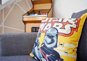 The Red Jedi, Appartamenti  Lisbona - big - 48