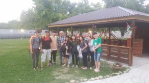 Кемпинг Глам Абхазия - фото 25