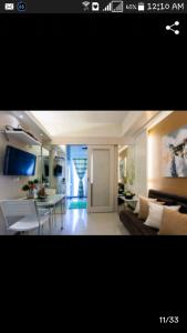 Nelly's Condo at Sea Residences, Ferienwohnungen  Manila - big - 11