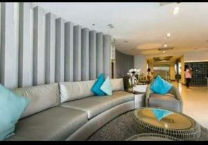 Nelly's Condo at Sea Residences, Ferienwohnungen  Manila - big - 9