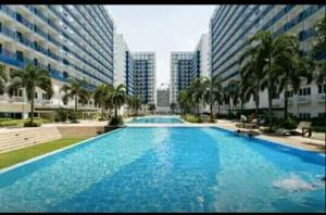 Nelly's Condo at Sea Residences, Ferienwohnungen  Manila - big - 8