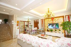 Zhoushan Zhujiajian Junda Inn, Villas  Zhoushan - big - 37