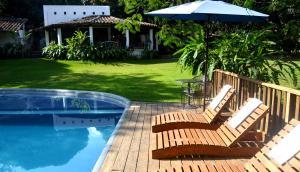 Sommeil, Resort  Jalcomulco - big - 38
