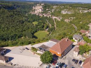 Logis Hôtel Le Belvédère, Szállodák  Rocamadour - big - 41