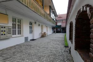 Baroc Apartments Sibiu, Апартаменты  Сибиу - big - 34