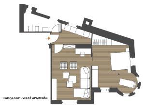 Apartments Bohemia Rhapsody, Apartmány  Karlove Vary - big - 55
