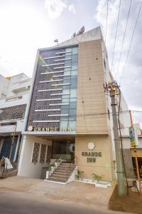 Grande Inn Trichy, Hotely  Tiruchchirāppalli - big - 29