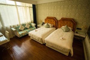 Suzhou Tianyu Garden Hotel, Hotel  Suzhou - big - 46