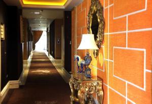 Suzhou Tianyu Garden Hotel, Hotel  Suzhou - big - 19